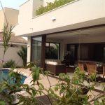 Quintal de Casa Moderna