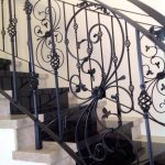 Residência Neoclássica Detalhes Escada