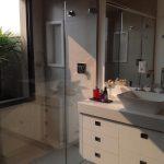 Banheiro de Casa Moderna