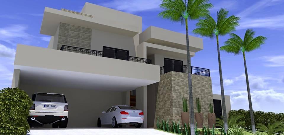 Resid ncia moderna arquitetura zanetti e madi for Casa moderna 140 m2