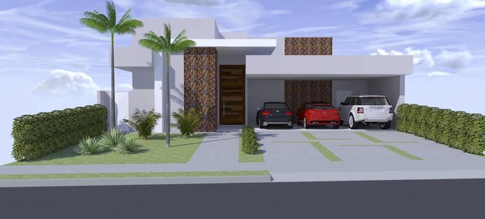 Resid ncia moderna arquitetura zanetti e madi for Casa moderna numero 2