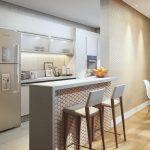 Cozinha de Edifício por Arquitetos