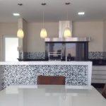 Residência Neoclássica Cozinha Mesa Jantar