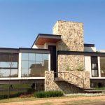 Arquitetura Moderna Casa Frente