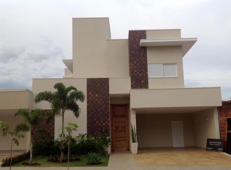 Casa moderna arquitetura zanetti e madi for Fachadas viviendas modernas