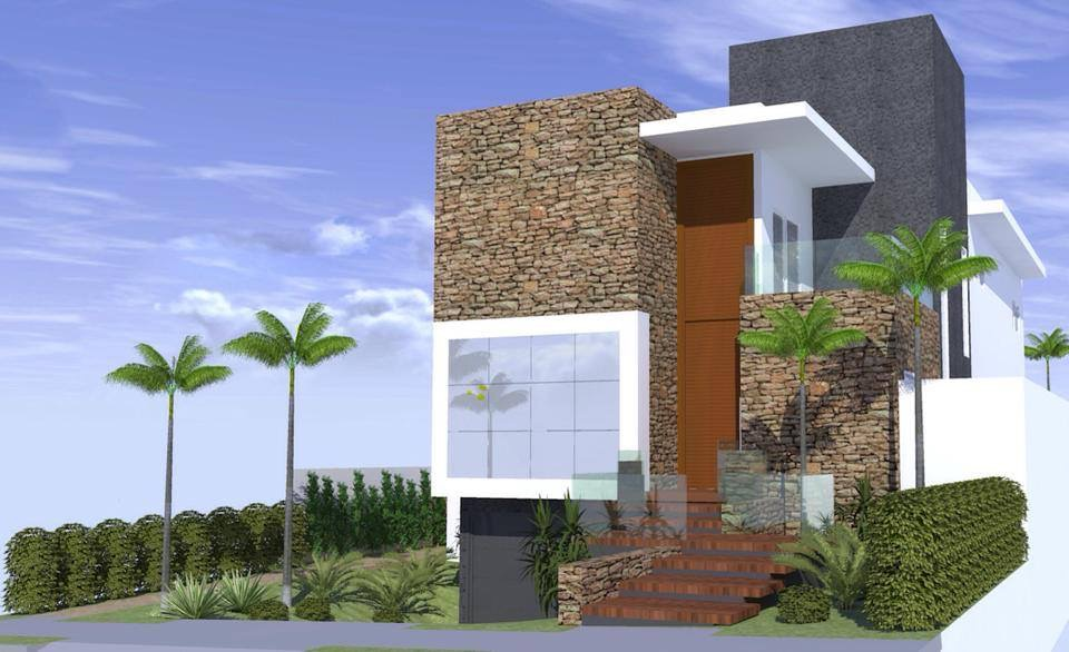 Arquitetura casa moderna arquitetura zanetti e madi for Casas modernas brasil