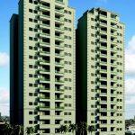 Projeto de Prédio Green Plaza por Arquitetos