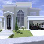 Projeto Residência Arquitetura Neoclássica