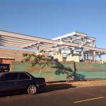 Arquitetura Moderna Estrutura da Casa por Arquitetos em Rio Preto