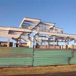 Estrutura de Casa Moderna por Zanetti e Madi Arquitetos em Rio Preto