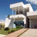Arquitetura Moderna - Fachada Residencia em Rio Preto