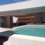 Arquitetura Moderna - Piscina em Residencia em Rio Preto