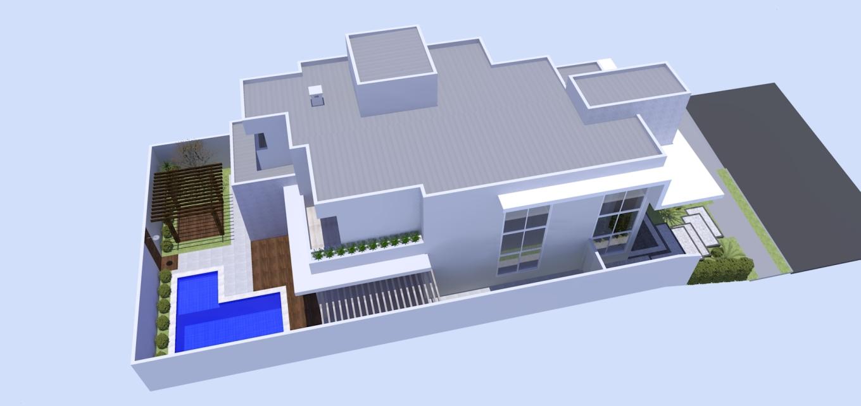 Casa moderna arquitetura zanetti e madi for Casa moderna 8