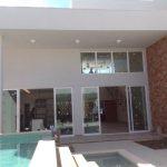 Arquitetura Moderna -Área Externa Residência em Rio Preto