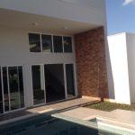Residência Moderna Piscina por Arquitetos em Rio Preto