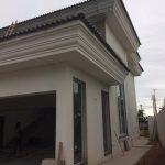 Detalhes Fachada Casa Neoclássica Arquitetura Rio Preto