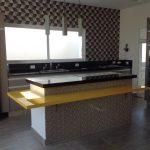 Residência Moderna Cozinha por Arquitetos em Rio Preto