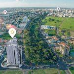 Vista Aérea do Edifício Quinta Estrela por Zanetti e Madi Arquitetos