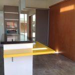 Residência Moderna Detalhes Cozinha por Arquitetos em Rio Preto