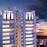 Perspectiva Cobertura do Edifício Quinta Estrela por Zanetti e Madi Arquitetos em Rio Preto