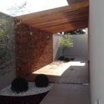 Residência Moderna por Área de Lazer por Arquitetos em Rio Preto